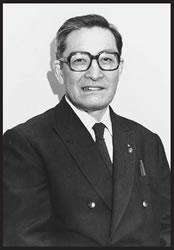 中野信夫名誉理事長が逝去
