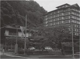 あづみ温泉「万国屋」旅館