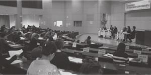立命館大で開かれた国際シンポ